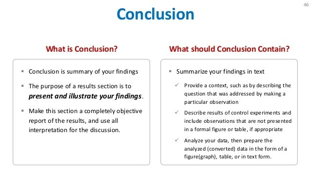 example of conclusions in essays - Towerssconstruction