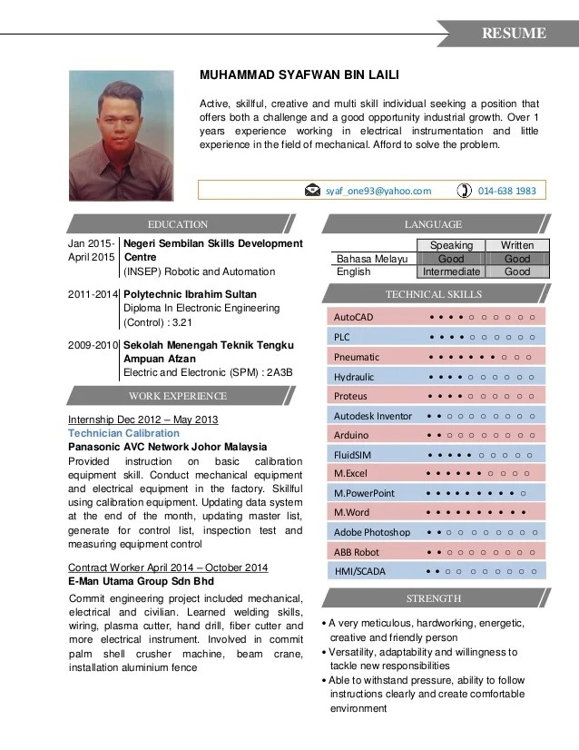 cara upload resume di linkedin