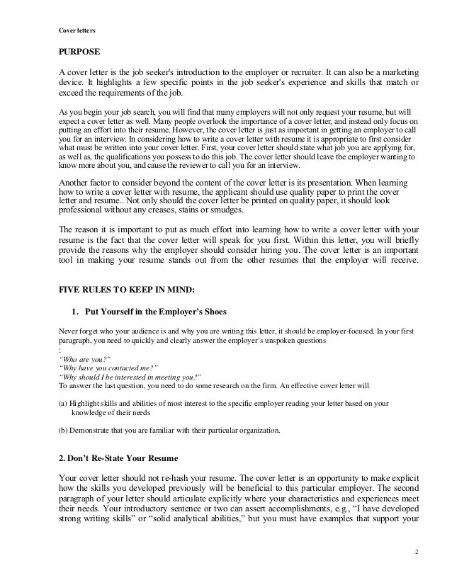 Closing Paragraph Cover Letter Environmental Expert Cover Letter