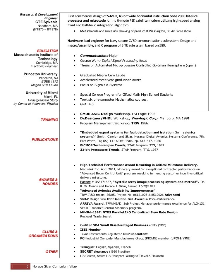 cv analog design engineer
