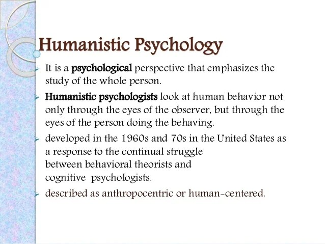 Humanist Perspective Essay - Essay for you - humanistic existential perspective