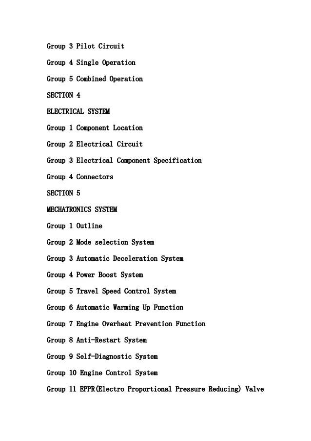 hyundai r320lc 7 crawler excavator service repair factory manual instant download