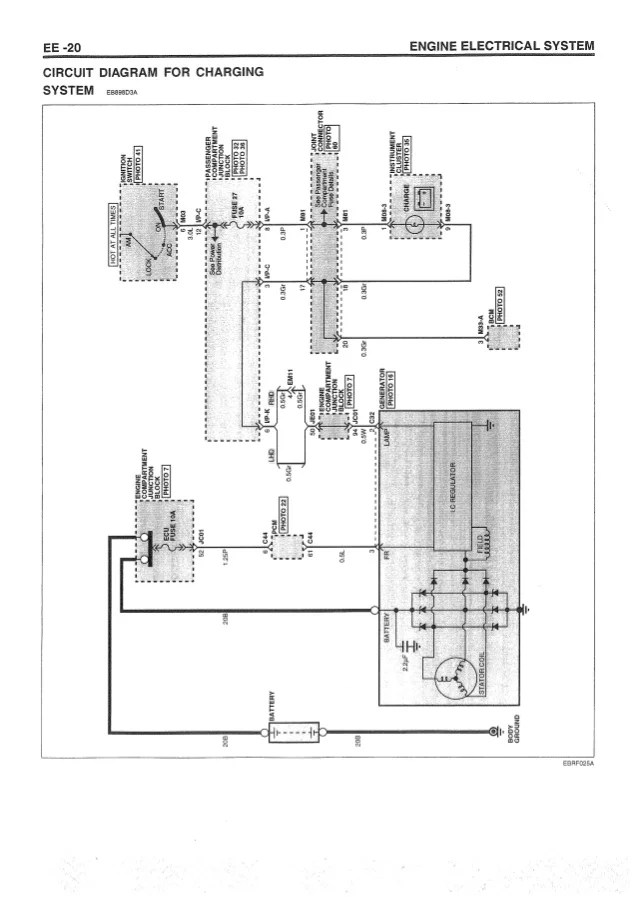 hyundai getz electrical wiring diagram