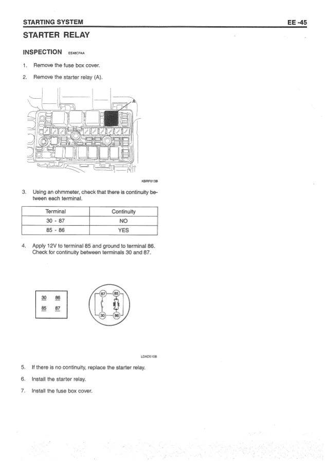 2002 hyundai sonata starter wiring diagram