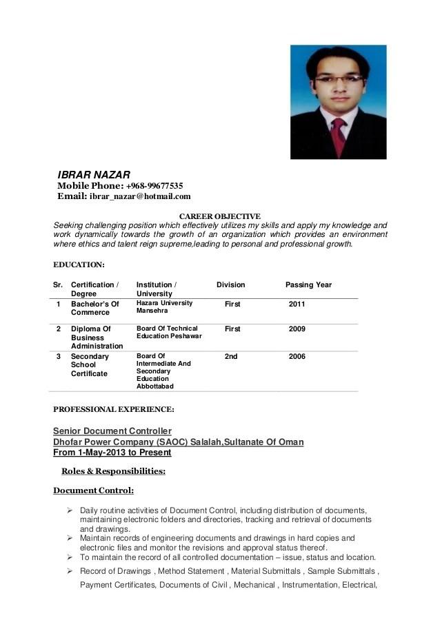 7 Ways To Make A Resume Wikihow Need Job In Oman Ibrar Nazar Resume