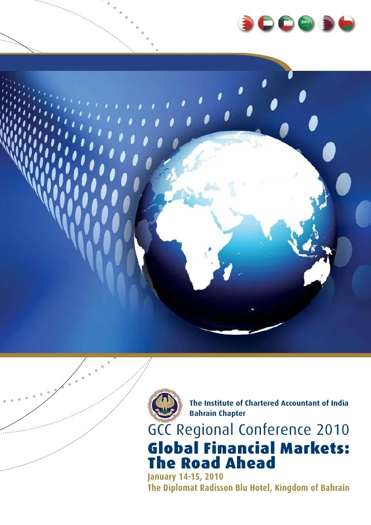 GCC Regional Conference organized by the Bahrain Chapter of The Insti…