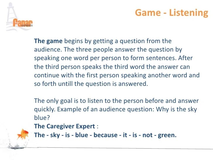 Icebreakers and games for training and workshops - My website moved n…