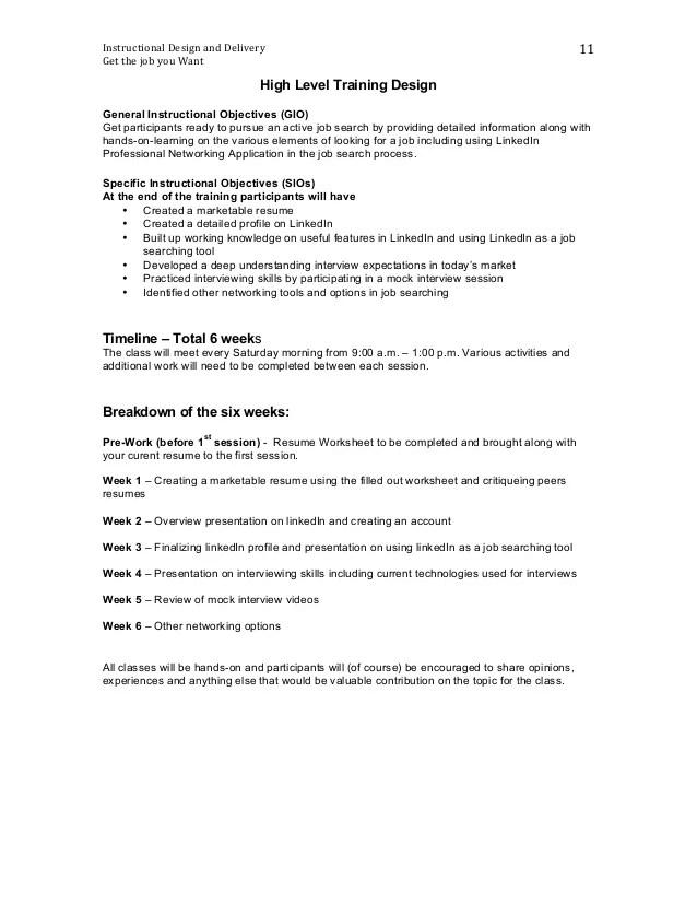 on the job training resume - Josemulinohouse - on the job training resume