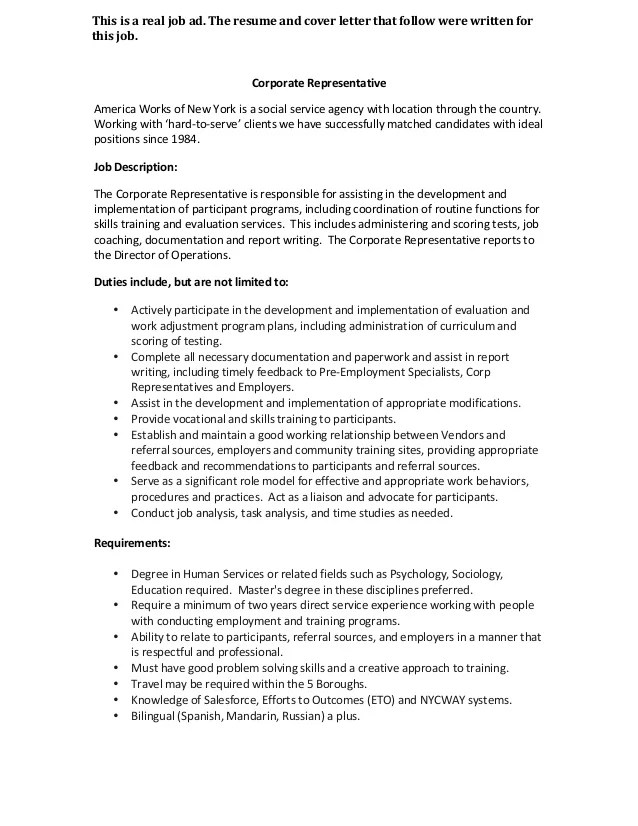 community service cover letter examples - Minimfagency - resume cover letter service