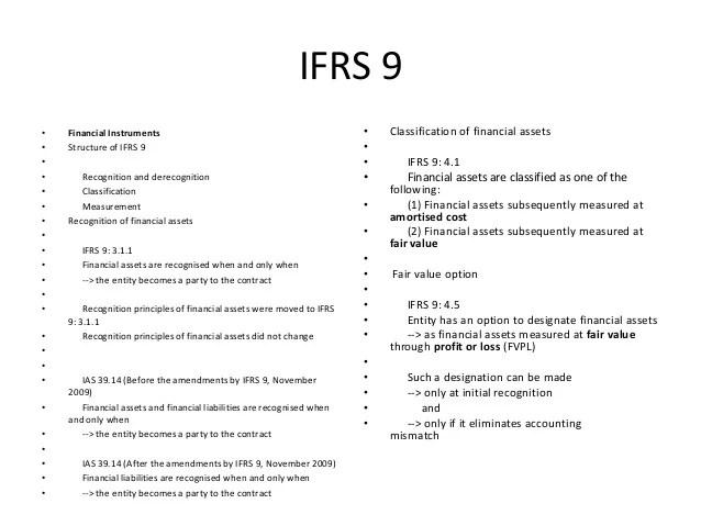Ifrs 13 principles