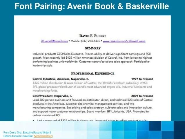 best font for professional resumes - Vatozatozdevelopment - best fonts for resume