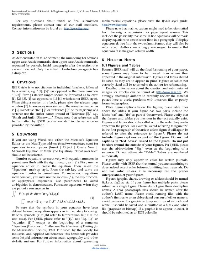 journal paper template word - Ozilalmanoof - engineering paper template word