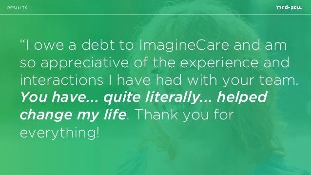 ImagineCare: Empowering Patients with Behavioral Science and Technolo…