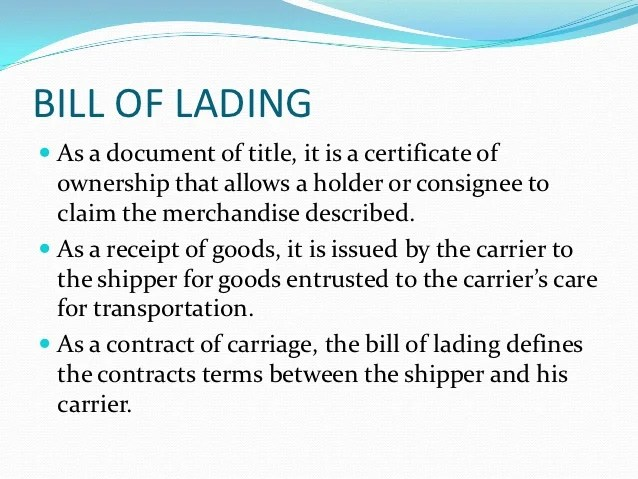 What Is A Stand By Letter Of Credit Sblc Insidetrade Llc Importexport Procedure