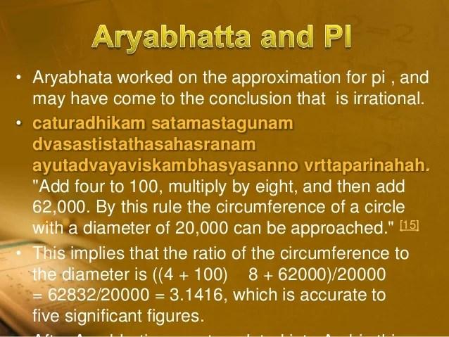 ppt on mathematics