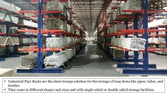 Industrial Shelving Manufacturers In Uae