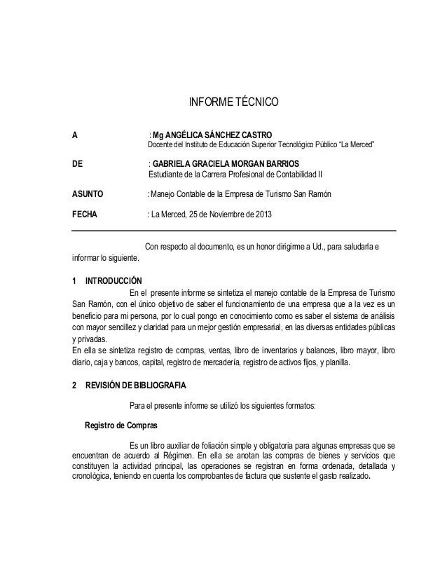 formato de informe simple - Goalgoodwinmetals - formato de informe escrito