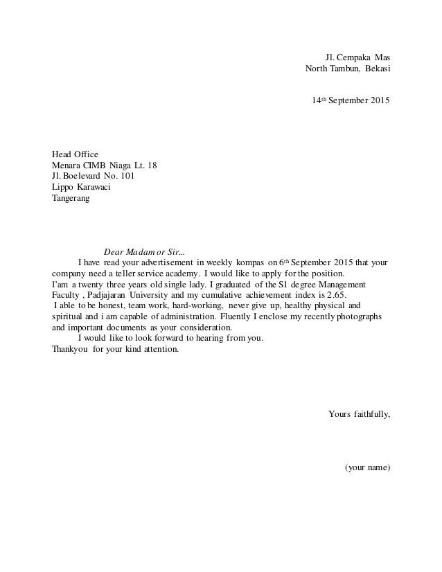 Write A Cvcurriculum Vitaeresume British Style In Uk Contoh Application Letter Curriculum Vitae Bahasa Inggris