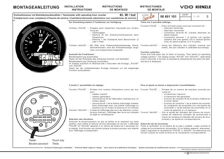 280z tachometer wiring