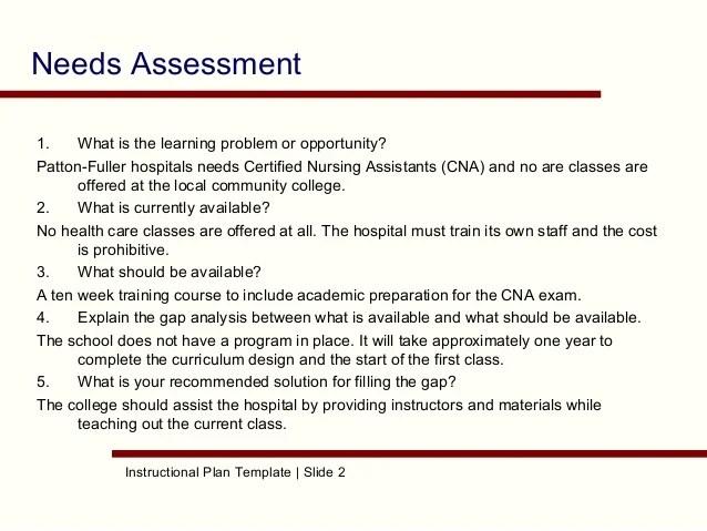 nursing needs assessment template - Kubreeuforic