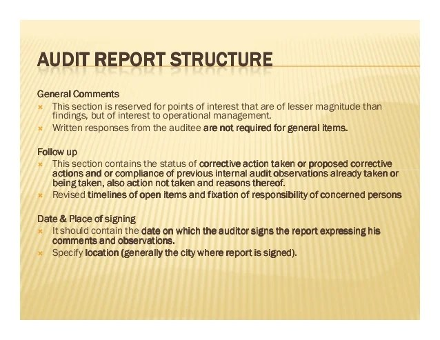 internal audit report template - Alannoscrapleftbehind - as9100 compliance auditor sample resume
