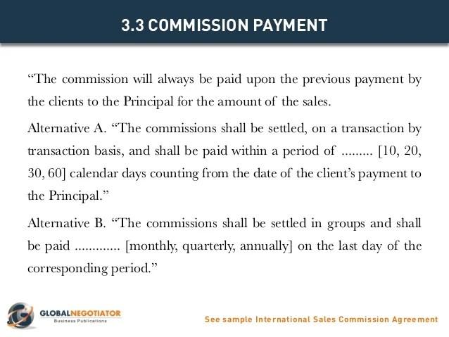 commision agreement - Onwebioinnovate