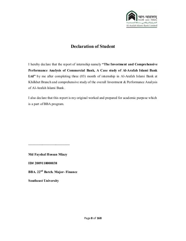 Finance Internship Cover Letter Example The Balance The Investment And Comprehensive Performance Analysis Of