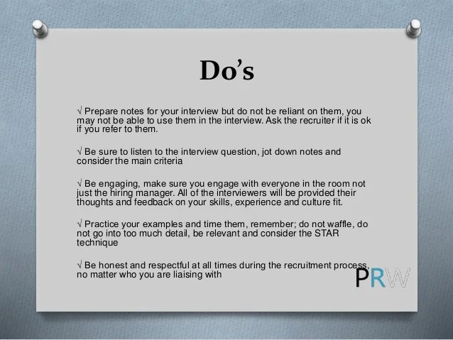 Resume Dos And Don Ts Choice Image - resume format examples 2018 - resume dos and donts