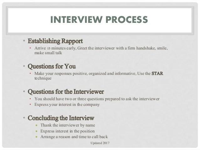 star interviewing process - Yelomdigitalsite