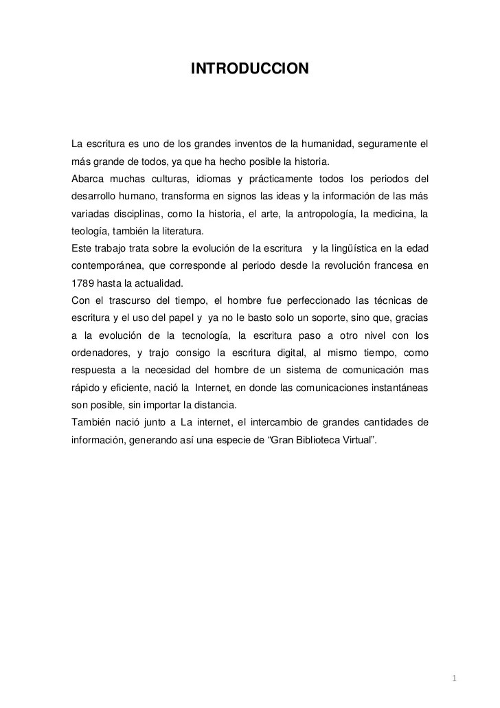 Descargar Libros Universitarios Introduccion Escritura