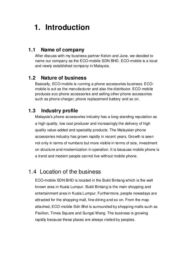 proposal for business - Jolivibramusic - business proposals