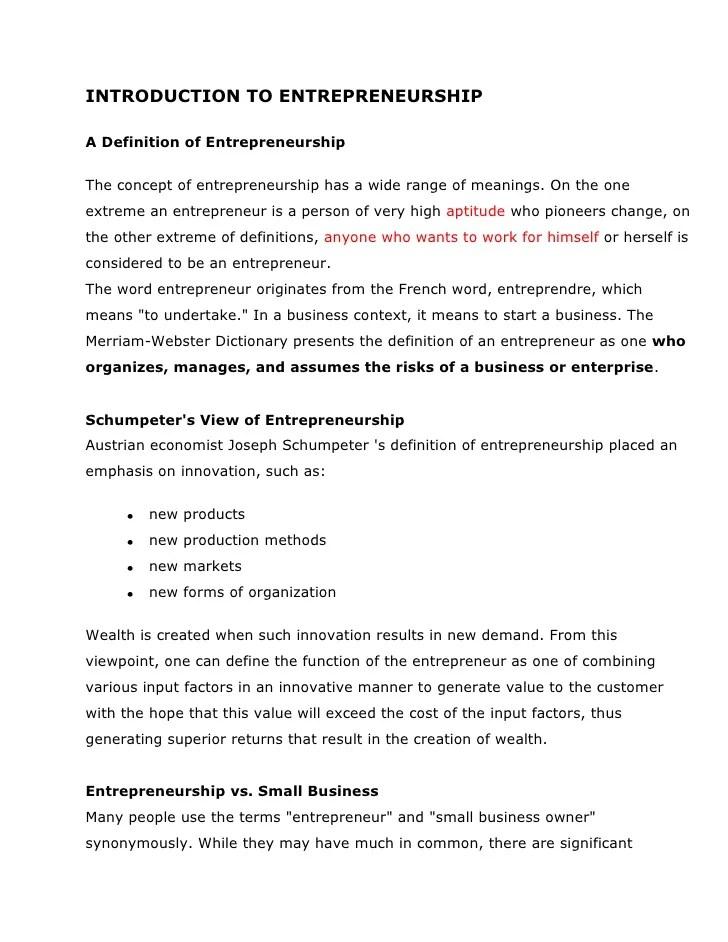 examples of entrepreneurship new ideas for business