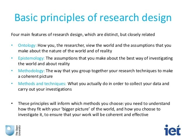 Introduction to quantitative and qualitative research