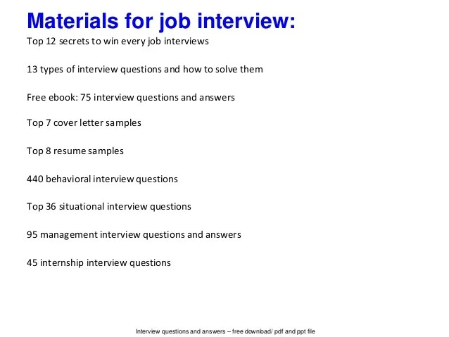 Best Interview Questions And Answers For Bank Po -- nemetas