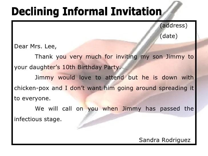informal invitation birthday party - Minimfagency