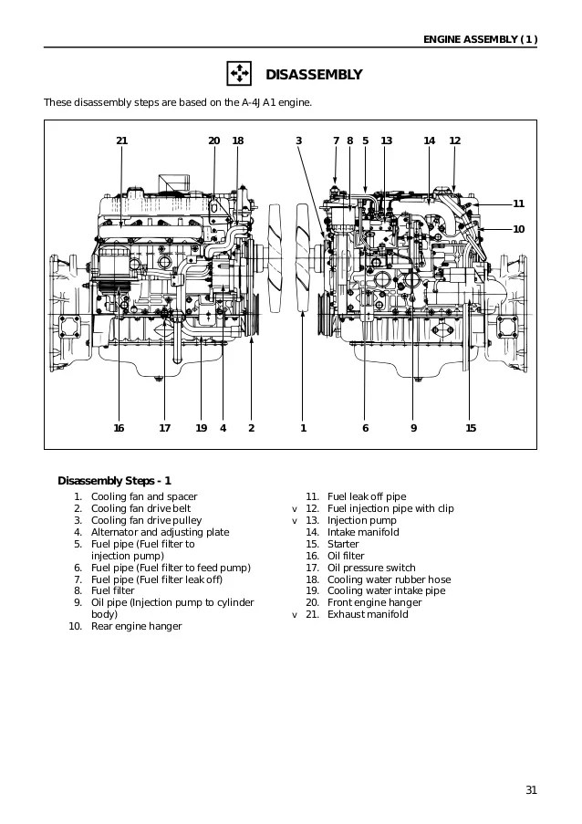 isuzu npr fuel injector wiring diagram