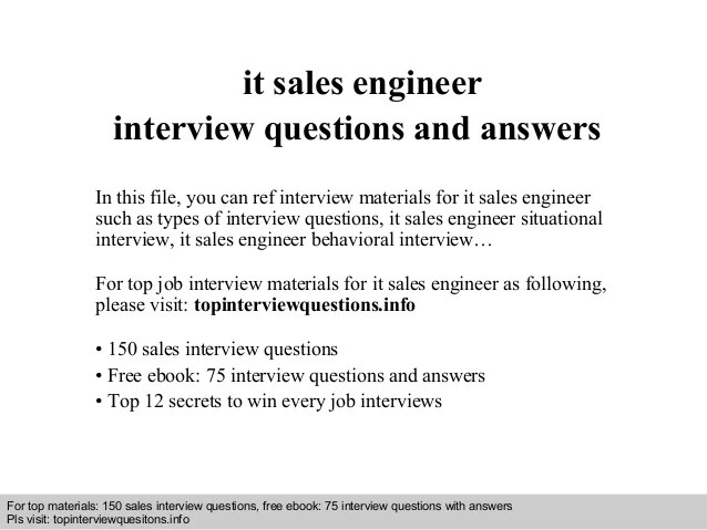 34 situational job interview questions current situational job