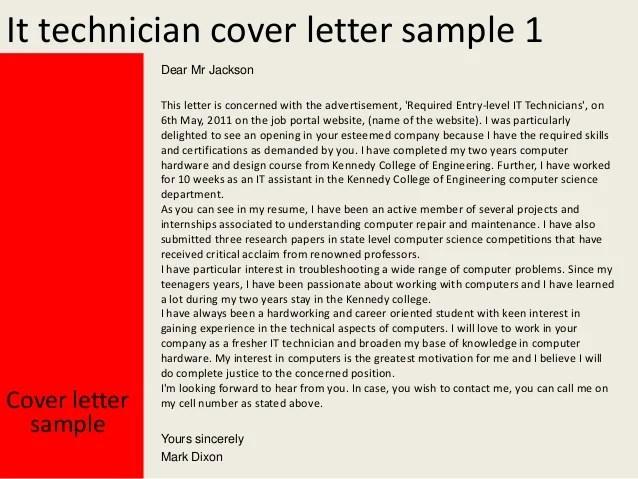 Ekg Technician Cover Letters