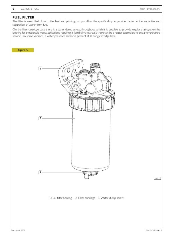 iveco fuel pump repair diagram manual