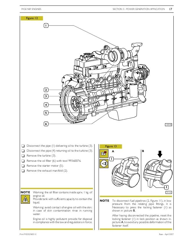 d13 engine diagram