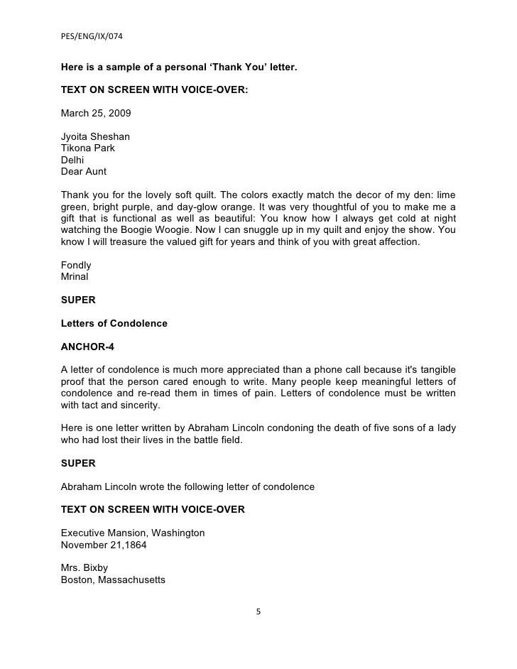 Writing Your Job Application Letter Example And Tips Ix Application And Letter Writing 5