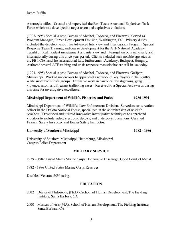 Fbi Resume Template Fbi Agent Resume #4134638628 2013 Fbi Resume