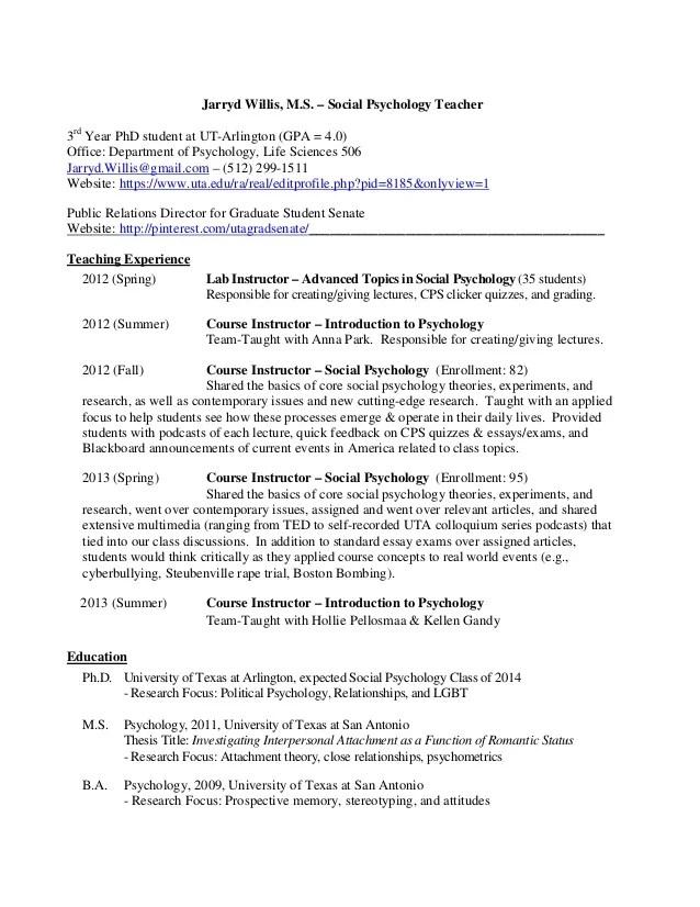 cv format for ms in us - Josemulinohouse