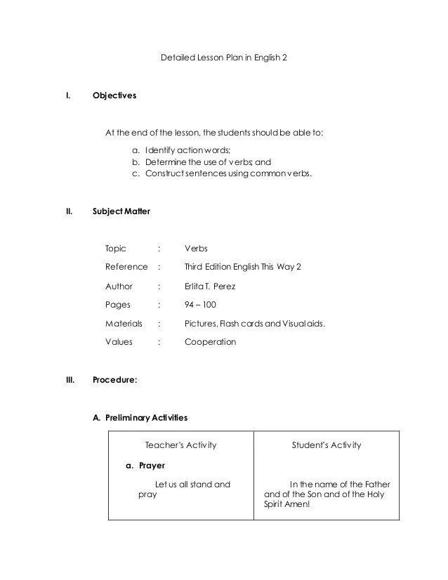 seats lesson plan format - Josemulinohouse - lesson plan words