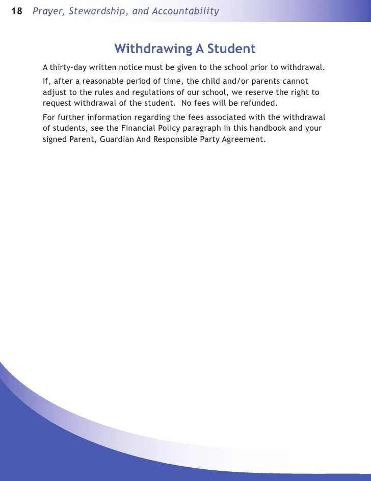 letter to withdraw child from school - Seatledavidjoel - sample letter to withdraw child from daycare