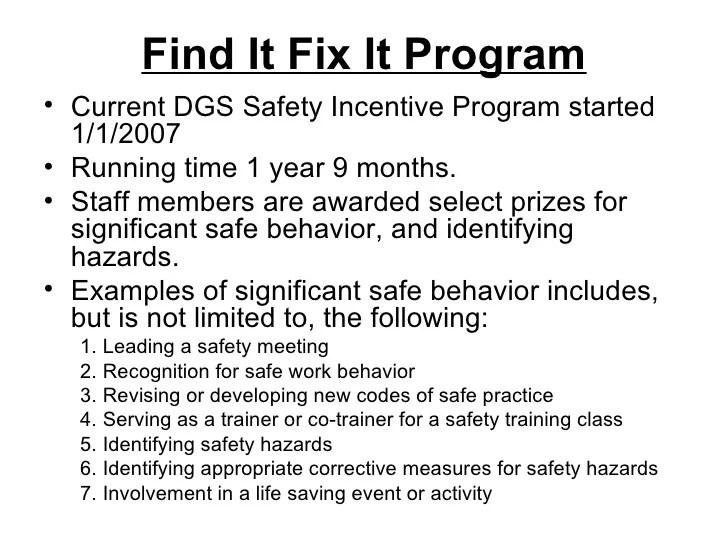 safety programs template - Muckgreenidesign