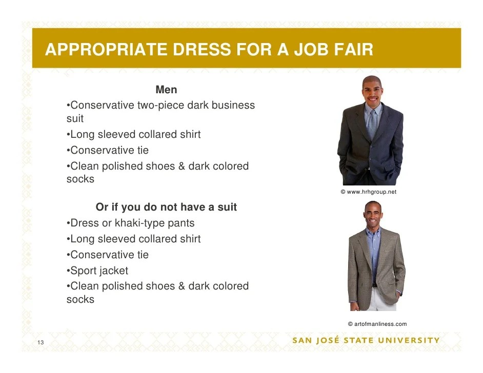 what do you do at a job fair - Selol-ink