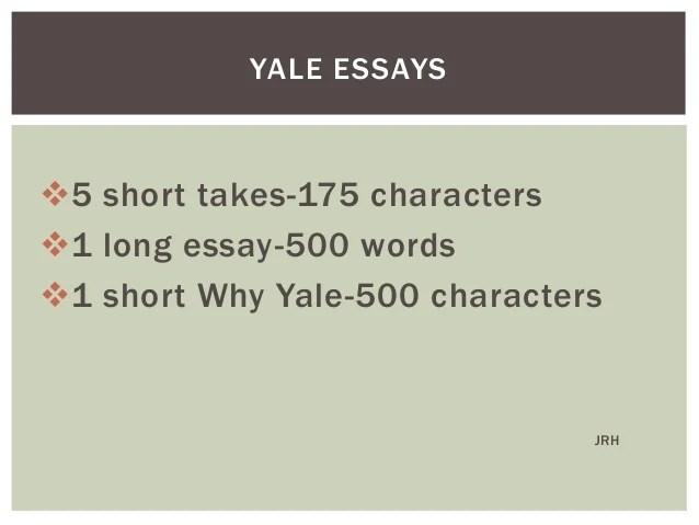 Medical school essay help why yale