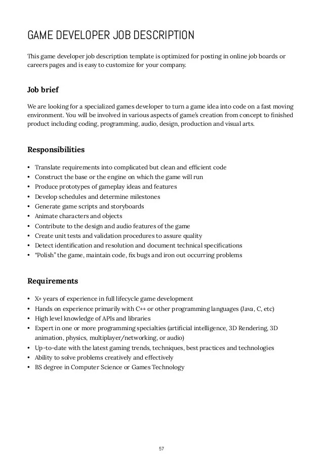 best job description template - Alannoscrapleftbehind - job duty template