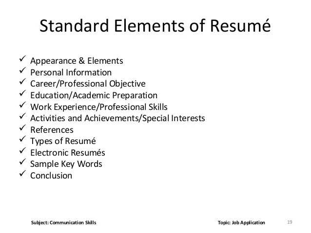 Types Of References For Resumes | Sample Of Reference Letter For ...